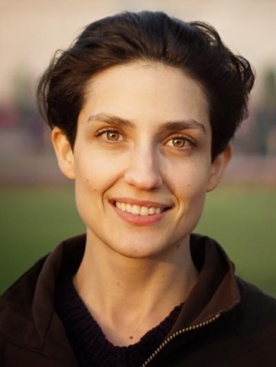 Portrait - Marietta Vafea